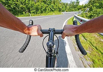 route, cyclisme