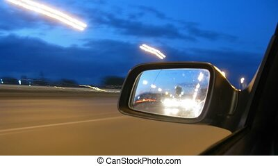 Route in mirror