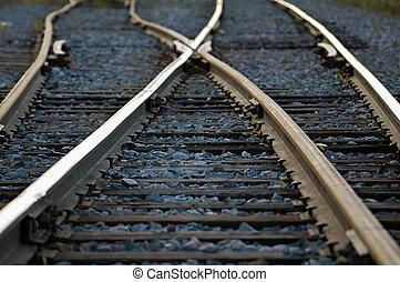 route rail