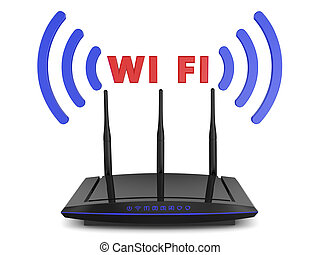 router, wifi