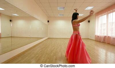 routine danse