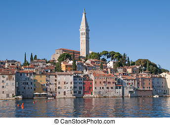 Rovinj,Istria,adriatic Sea,Croatia