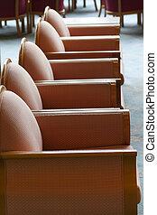 Row Of Sofa Chairs