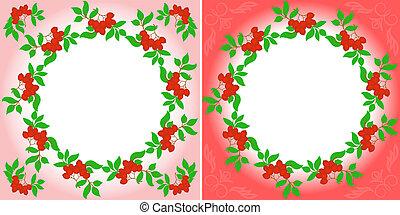 rowanberry Wreaths