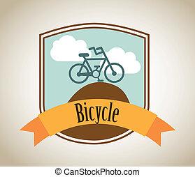 rower, etykieta