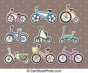 rower, rysunek, majchry