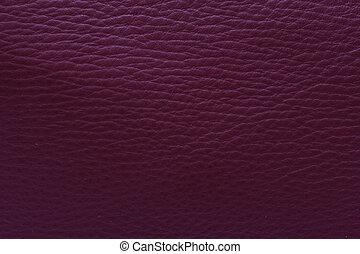 roxo, couro, textura, fundo