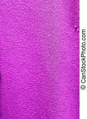roxo, tricotado, textura, tecido, fundo