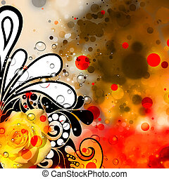 Royal Abstract Background