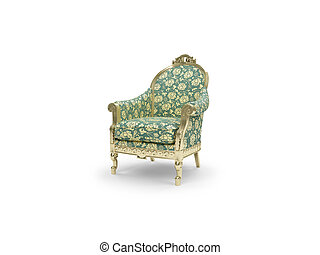 Royal antique furniture