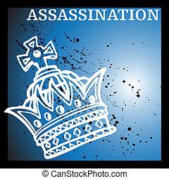 Royal Assassination - An image representing royal...
