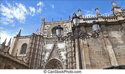 Royal Chapel Granada - Royal Chapel in Granada Cathedral in...