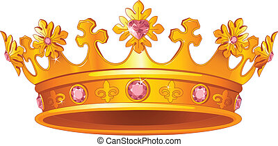 Royal Crown - Beautiful Royal crown