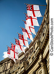 Royal Ensign Flags - Royal Navy Ensign Flags at Admiralty...