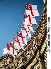 Royal Ensign Flags - Royal Navy Ensign Flags at Admiralty...