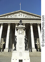 Royal Exchange In City Of London