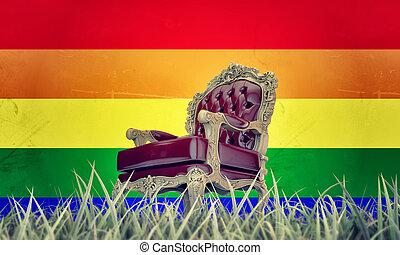 royal, fauteuil