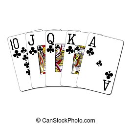 Royal Flush clubs