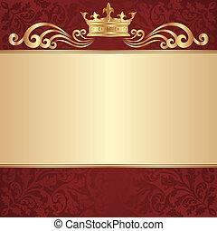 royal, fond