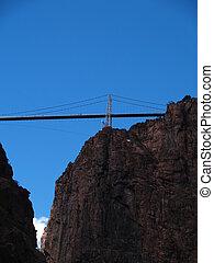 Royal Gorge Bridge and Park in Canon City, Colorado