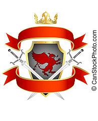 Royal knightly armou