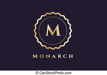 Royal logo template hotel - Royal logo template. Hotel logo....