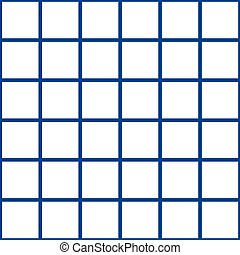 Royal Navy Blue Grid White Christmas Chess Board Background ...