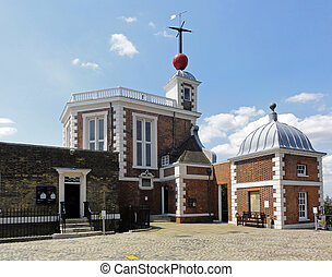 Royal Observatory, Grennwich - The Royal Observatory is the...