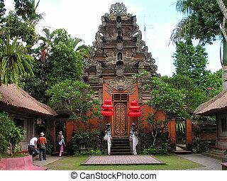 Royal Palace, Bali