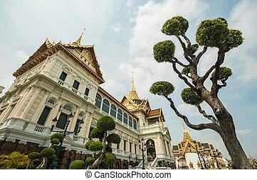 royal palace - Grand palace bangkok, THAILLAND