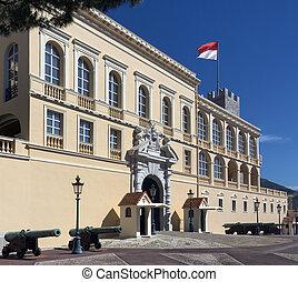 Royal Palace - Monaco