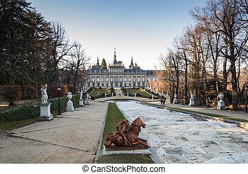 Royal Palace of La Granja