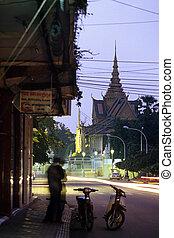 Royal Palace- Phnom Penh, Cambodia