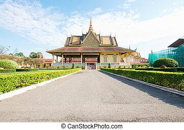 Royal Palace Phnom Penh, Cambodia