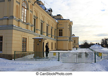 Royal Palace Stockholm - royal palace outside Stockholm