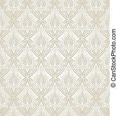 Royal seamless golden wallpaper