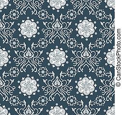 Royal seamless wallpaper design