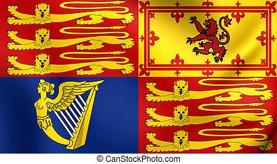 Royal Standard of United Kingdom