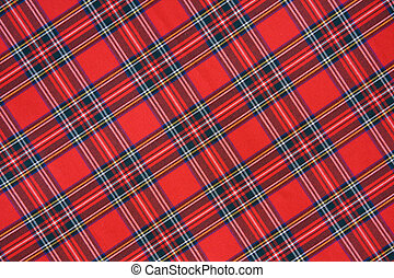 The Royal Stewart Tartan is the tartan of the royal House of Stewart, and is also the personal tartan of Queen Elizabeth II