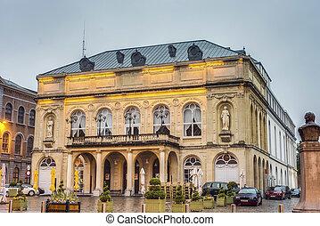 Royal Theatre of Namur, Belgium - Royal Theatre of Namur in ...