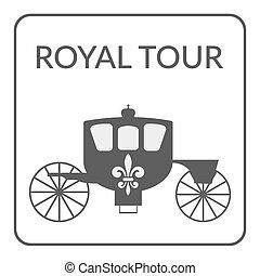 royal tour sogn