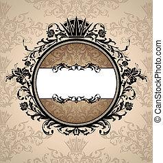 royal vintage frame