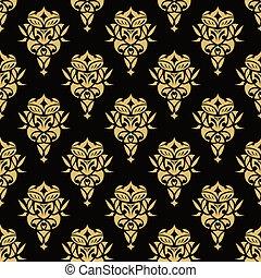 Royal wallpaper seamless pattern