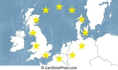 royaume, eu, uni, sortie, brexit