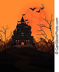 royaume, halloween