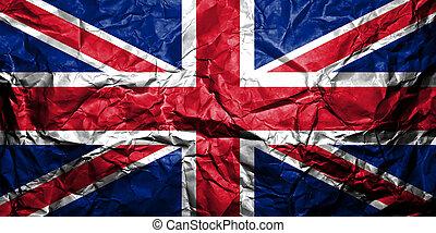 royaume-uni, flag.