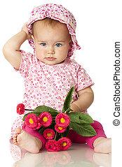 roze, baby