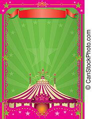 roze, circus