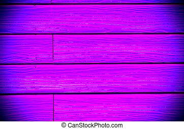 roze, geverfde, hout, achtergrond, nieuw