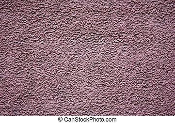 roze, muur, textuur